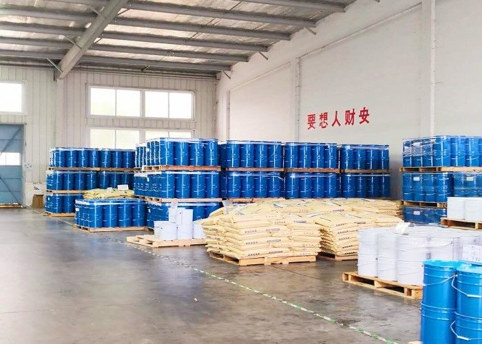 Highly Alkylated Amino Resin / Benzoguanamine Melamine Resin Resistant To Washing